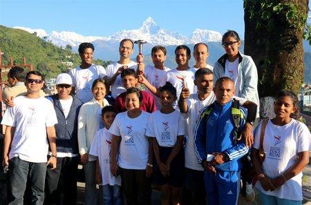 Nepal 19 October: Pokhara | The Sri Chinmoy Oneness-Home