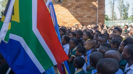South Africa 29 October: Soweto   The Sri Chinmoy Oneness-Home Peace Run