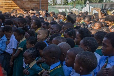 South Africa 29 October: Soweto | The Sri Chinmoy Oneness-Home Peace Run