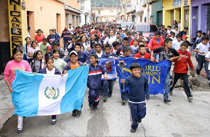 Fotos lodo run guatemala 40